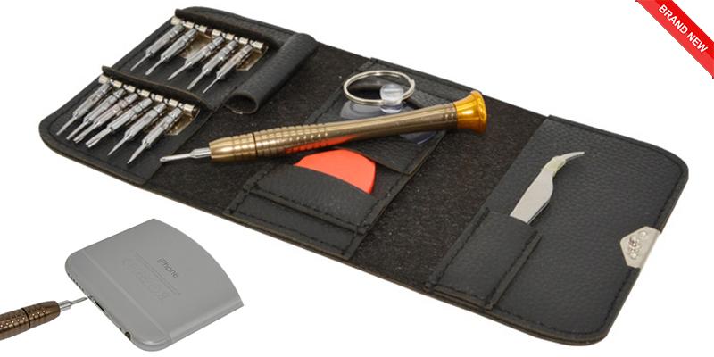 Mobile Phone Repair Tool Kit 16 in 1 Screwdriver SET FOR iPHONE IPOD IPAD NOKIA