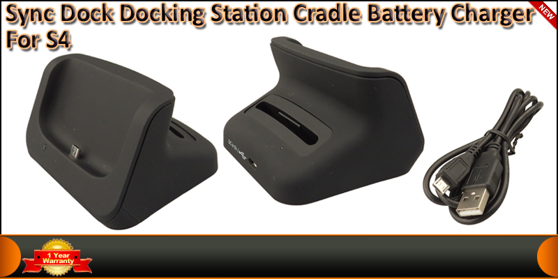 Sync Dock Docking Station Cradle Battery Charger F