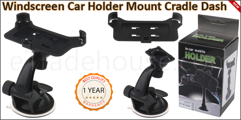 Adjustable Rotatable Windscreen Car Holder Mount C