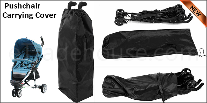 Baby Travel Umbrella Stroller Bag Buggy Pram Pushchair Carrying Cover
