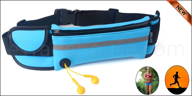 Bum Bag Sport Waist Bag Travel Bag Sports Running Jogging Belt Bag Waist Wallet