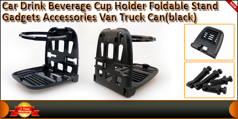 Drink Beverage Can Cup Holder Foldable Stand Gadge