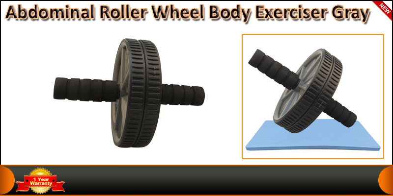Abs Abdominal Roller Wheel Exerciser wheel body tr