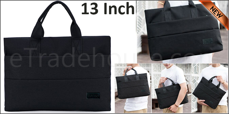 13 inch Laptop Notebook Sleeve Bag Cover Case For Apple MacBook Air Pro Back color