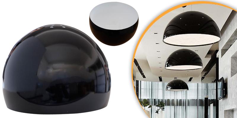Metal Dome Retro Style Ceiling Pendant Light Lamps