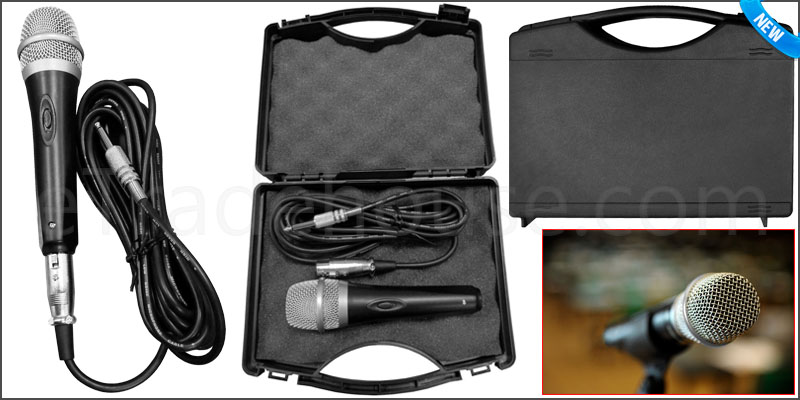 Professional Uni- Directional Dynamic Microphone w