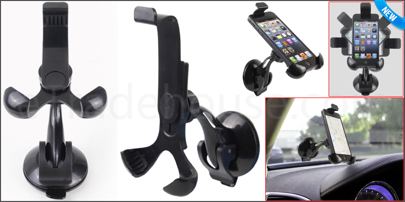 Premium Quality In Car Windscreen Holder Mount Cra