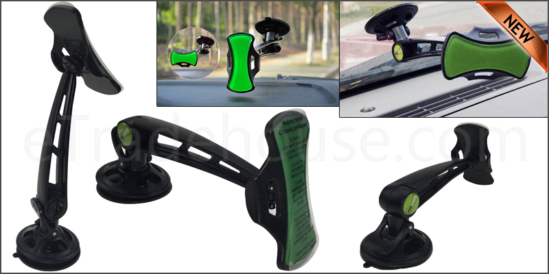Suction Cup Smart Phone Dashboard Windsreen Car Ho