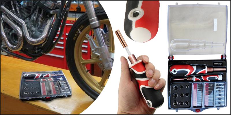 39pcs Multi-functional Screwdriver & Socket Set
