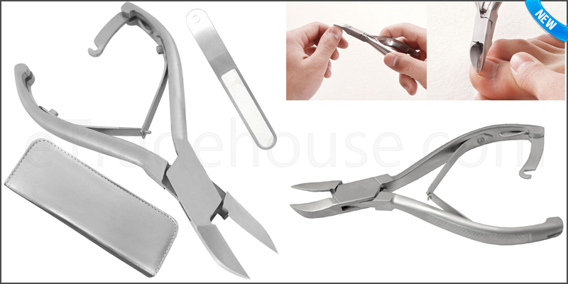 Professional Toe Nail Clipper Cutter Nippers - Chi