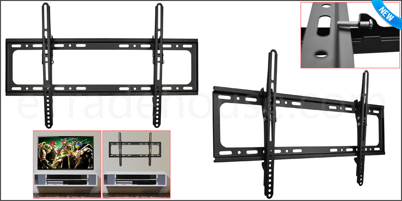 TV Wall Bracket Mount Plasma LED LCD 3D 26 32 40 4