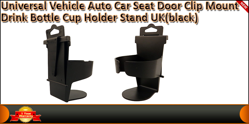 Universal Vehicle Auto Car Seat Door Clip Mount Dr