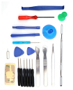 21Pcs Repair Opening Tool kit Screwdriver Set for iPhone Samsung Mobile Phones