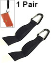 2x Universal Buggy Mummy Adjustable Clips Pram Pushchair Shopping Bag Hook Carabiner Clip