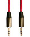 1m 3.5mm Mini STEREO Jack to Jack Aux Cable Audio