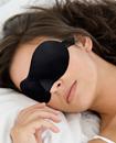 3D Shaped Eye Mask Sponge Cover Blindfold Travel S
