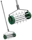 Heavy Duty Rolling Grass Lawn Garden Aerator Rolle