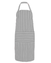 Chefs Apron Professional Quality Butchers Kitchen Cooks Restaurant Bistro BBQ School College Double Pockets