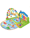3 in 1 Baby Kids Piano Music Play Mat Gym Floor Activity Lay Sit Play Musical Mat