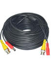 20 Meter CCTV BNC Video and DC Power Cable