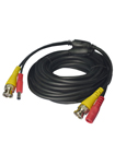 5 Meter CCTV BNC Video and DC Power Cable
