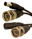 40 METRE CCTV BNC VIDEO AND DC POWER CABLE