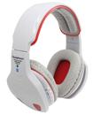 A pair of premium over ear Bluetooth Wireless headphones Multi Function LED RADIO