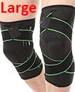 Knee Support Brace Strap Compression Sleeve Sports Protector Adjustable