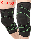 Knee Support Brace Strap Compression Sleeve Sports Protector Adjustable