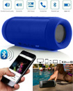 Portable Charge 2 Plus Wireless Bluetooth Mini Portable Speakers BLUE