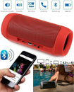 Portable Charge 2 Plus Wireless Bluetooth Mini Portable Speakers RED