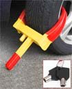 Anti Theft Car Wheel Clamp Lock Caravan Trailer He