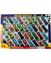 """ 36pc Metal Die Cast Kids Cars Gift Set Xmas F1 Racing Vehicle Children Play Toy"""