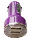 High Quality Dual 2 Port USB 2.0 Car charger 2A/1A