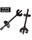 Pair of Heavy Duty Car Coil Spring Compressor Clamp Set Suspension Struts