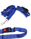 Hands Free Running Pet Dog Lead Adjustable Waist Belt Jogging Hiking Walking Leash