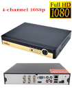 4 Channel 1080p 5 in 1 DVR XVR 3520dv300 2GB RAM 16M FLASH, 2826 25FPS Play Back FPS VGA Port Mobile Software