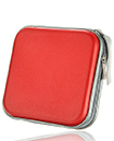 CD DVD 40 Disc Disk Case Sleeve Wallet Holder Storage Portable Plastic Bag