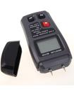 Digital LCD Wood Moisture Meter 2 Pin Humidity Meter Damp Detector Tester Sensor