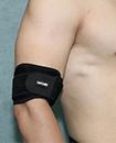 Elbow Support Brace Golfer's Adjustable Strap Epicondylitis Clasp Lateral Gym