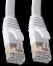 20 Meter Flat RJ45 CAT7 Ethernet Network Cable LAN