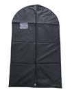 Black 40 Inch Showerproof Zip Suit Garment Clothes Cover Protector Bag