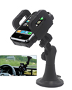 Universal Windscreen Car Mobile Phone SAT NAV PDA GPS Holder with Locking Suction Mount