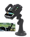 Universal Windscreen Car Mobile Phone SAT NAV PDA GPS Holder with Locking Suction Mount