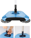 Multifunctional Easy Push Wooden, Ceramic Tile Floor Manual Sweeper Sweeping Machine