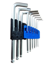 9pcs Extra-Long Ball End Hex Key Set