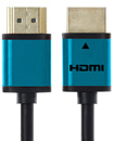 Premium Quality Slim 25cm HDMI V1.4 (19Pin) Male to male cable