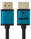 Premium Quality Slim 2 Meter HDMI V1.4 (19Pin) Male cable