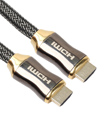 Premium 2 Meter V2.0 HDMI Cable Gold High Speed HDTV Ultra HD 2160p 4K 3D