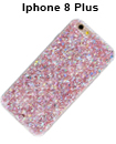 Bling Silicone Glitter ShockProof Case Cover For Apple iPhone 8plus